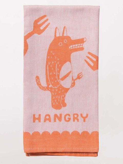 Blue Q | Hangry Tea Towel-Blue Q-Homing Instincts