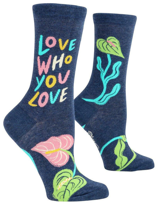 Blue Q | Love Who You Love Men's Socks-Blue Q-Homing Instincts