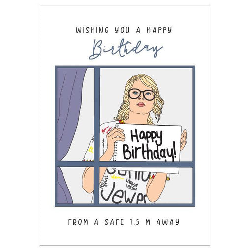 Card - Taylor Swift Birthday-Candlebark-Homing Instincts