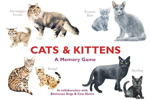 Cats & Kittens Memory-Brumby Sunstate-Homing Instincts