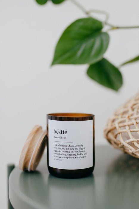 Commonfolk Collective | Bestie Soy Candle-Commonfolk Collective-Homing Instincts