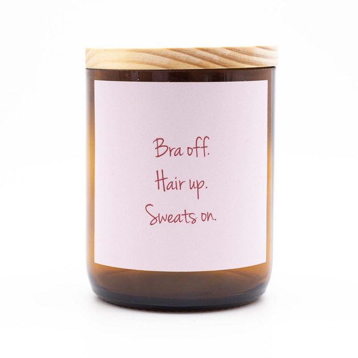Commonfolk Collective | Bra Off Soy Candle-Commonfolk Collective-Homing Instincts