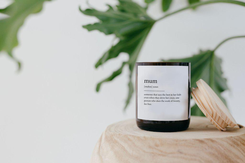 Commonfolk Collective | Mum Soy Candle-Commonfolk Collective-Homing Instincts