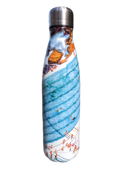 Destination Label | Water Bottle Icebergs 500ml-Destination Label-Homing Instincts