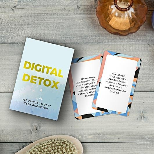 Digital Detox-Outliving-Homing Instincts