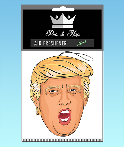 Donald Trump Air Freshener-Homing Instincts-Homing Instincts