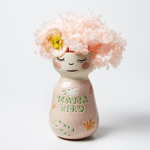 Jones & Co | Mama Bird Vase-Jones & Co-Homing Instincts