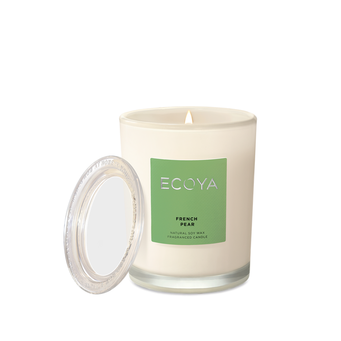 Ecoya | French Pear Metro Jar Candle-Ecoya-Homing Instincts
