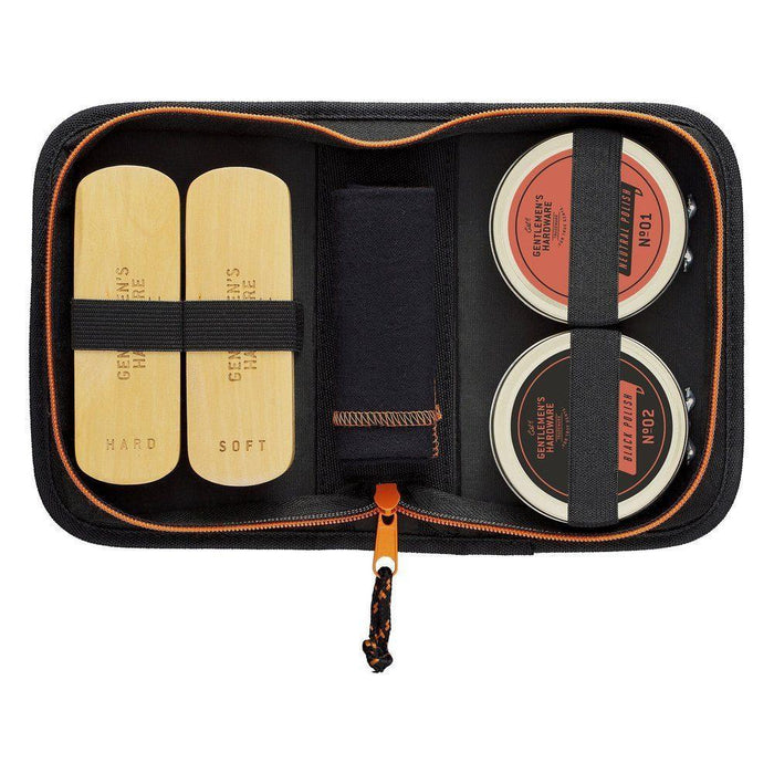 Gentlemen's Hardware | Shoe Shine Kit-Gentlemen's Hardware-Homing Instincts