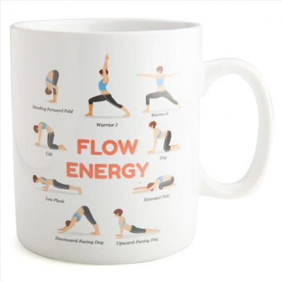 Giant Yoga Mug-MDI-Homing Instincts