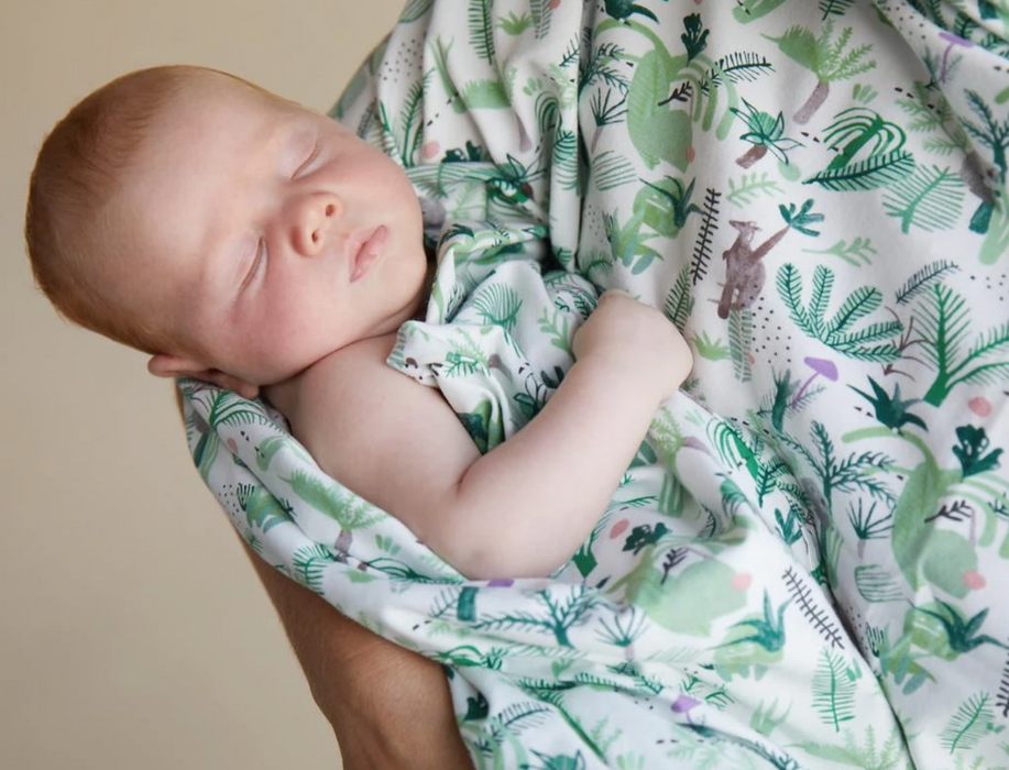 Halcyon Nights | Baby Wrap Fern Gully-Halcyon Nights-Homing Instincts