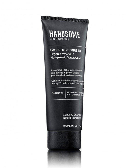 Handsome | Facial Moisturiser-Handsome-Homing Instincts