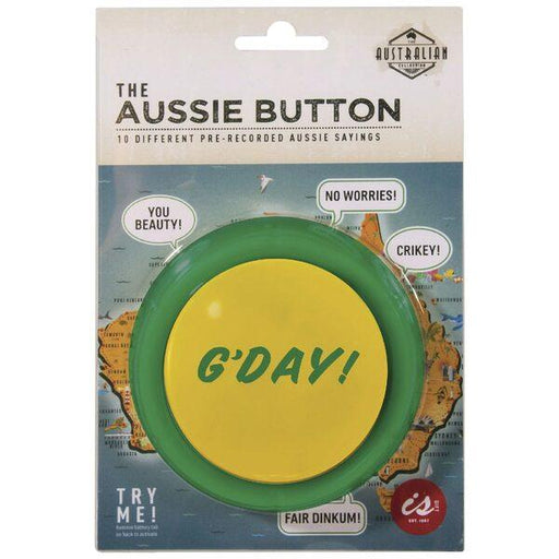 IS Gift | Aussie Button-IS Gift-Homing Instincts