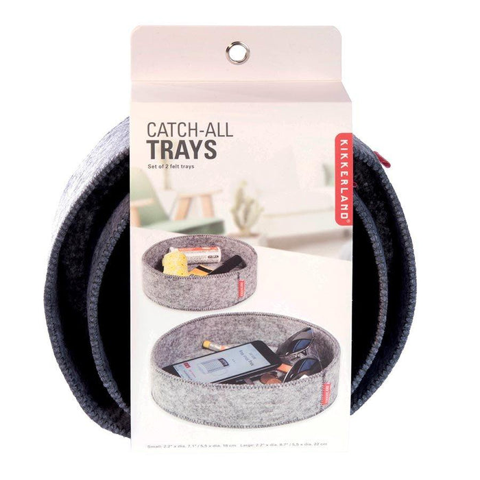 IS Gift | Catch-All Trays-Kikkerland-Homing Instincts