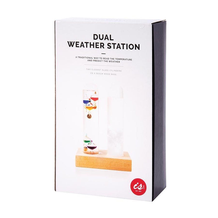 IS Gift | Dual Weather Station-Homing Instincts