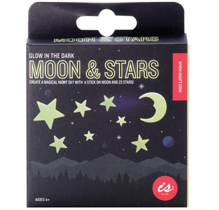 IS Gift | Glow in the Dark Stars & Moon-IS Gift-Homing Instincts