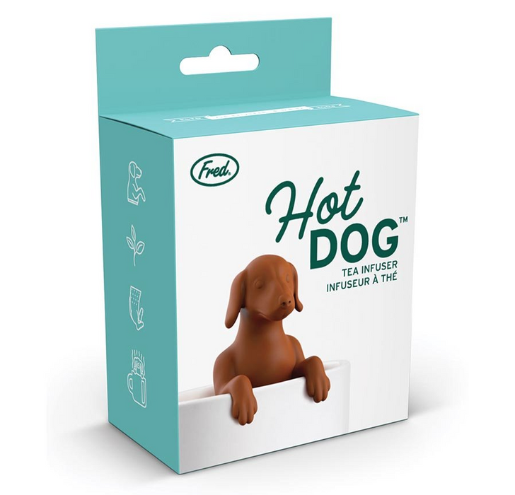 IS Gift | Hot Dog Tea Infuser-IS Gift-Homing Instincts