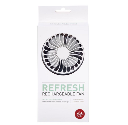 IS Gift | Refresh Rechargeable Fan-IS Gift-Homing Instincts
