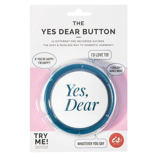 IS Gift | Yes Dear Button-Homing Instincts-Homing Instincts