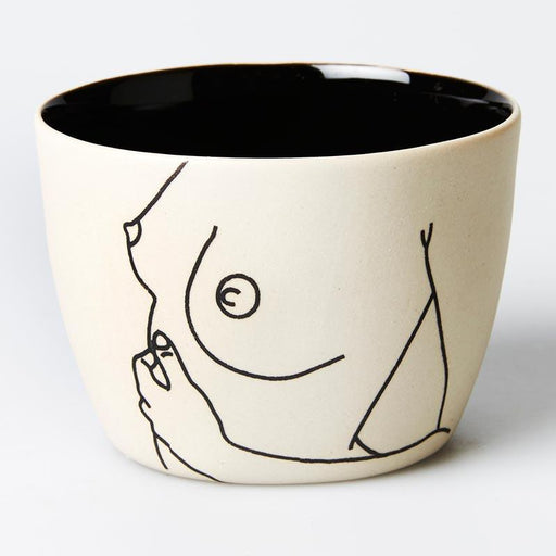 Jones & Co | Nude Torso Cup-Jones & Co-Homing Instincts