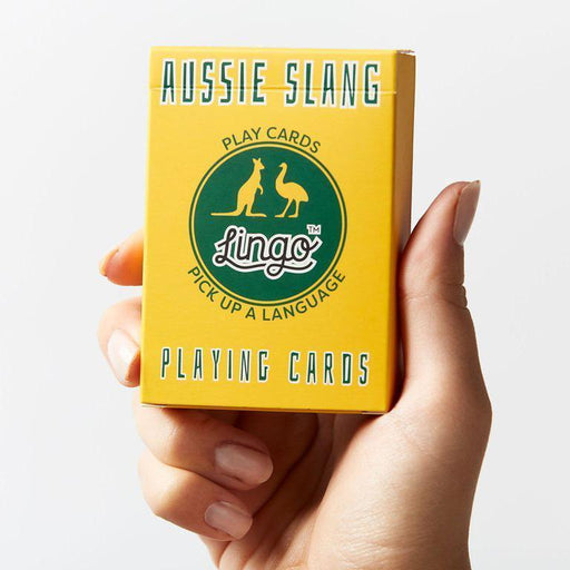 Lingo | Aussie Slang Playing Cards-Lingo-Homing Instincts
