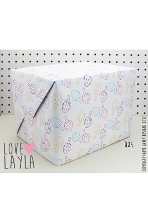 Love Layla | Middle Finger Wrap-Love Layla-Homing Instincts