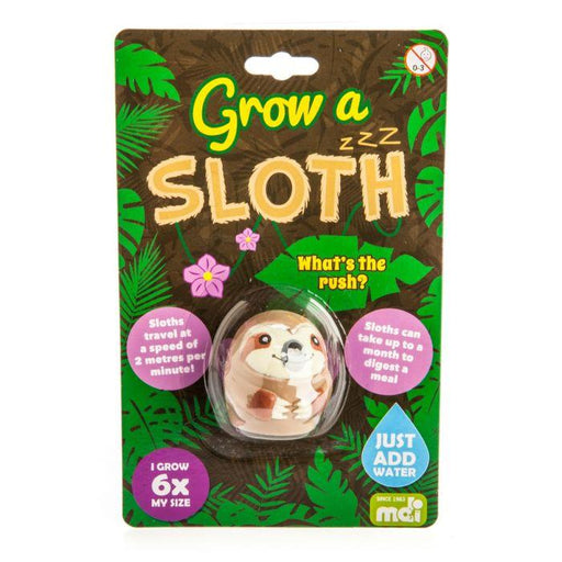 MDI | Grow a Sloth-MDI-Homing Instincts