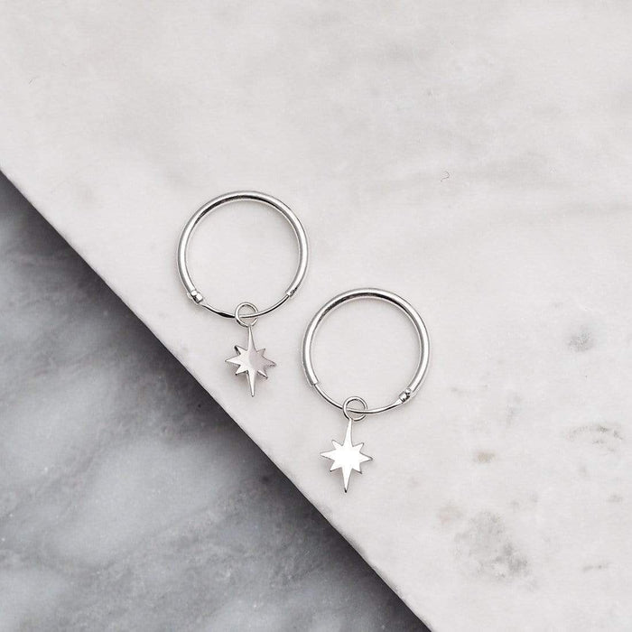 Midsummer Star | Celestial Sleeper Earrings-Midsummer Star-Homing Instincts