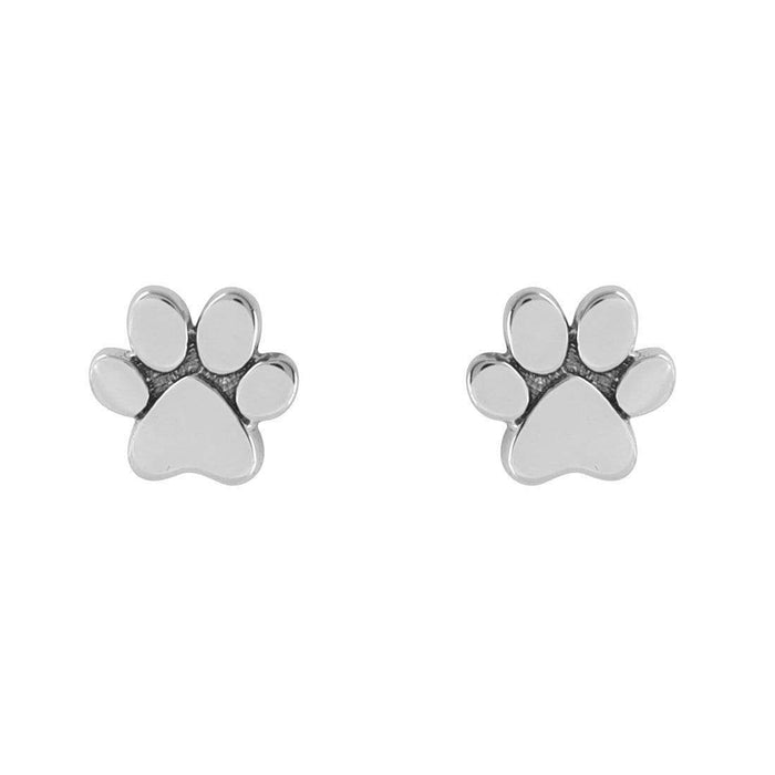 Midsummer Star | Large Paw Studs Earrings-Midsummer Star-Homing Instincts