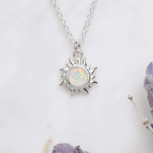 Midsummer Star | Opal Dawn Necklace-Midsummer Star-Homing Instincts