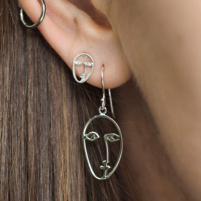 Midsummer Star | Picasso Earrings-Midsummer Star-Homing Instincts