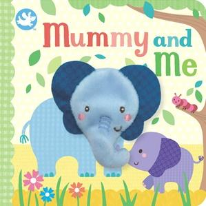 Mummy and Me Finger Puppet Book-Brumby Sunstate-Homing Instincts