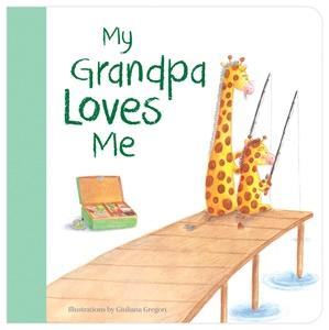 My Grandpa Loves Me Book-Brumby Sunstate-Homing Instincts