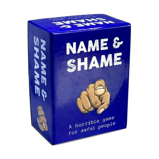 Name and Shame: A Game for Horrible People-Homing Instincts-Homing Instincts