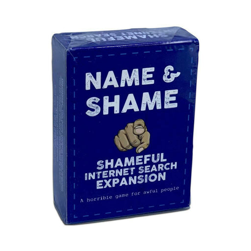 Name and Shame: Shameful Internet Search Expansion Pack-Homing Instincts-Homing Instincts