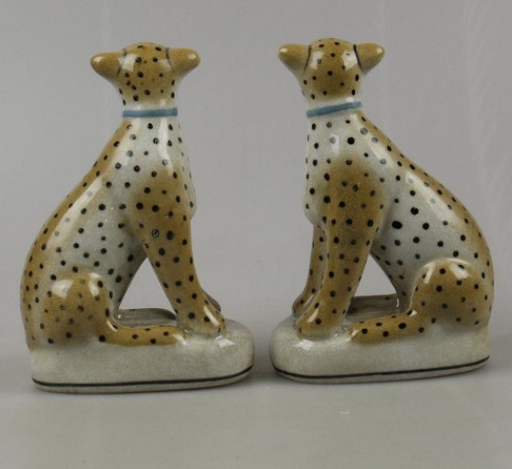 Oshi | Leopard Ceramic Bookend-Oshi-Homing Instincts