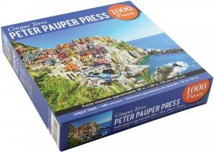 Peter Pauper Press | Cinque Terre Puzzle-Homing Instincts-Homing Instincts