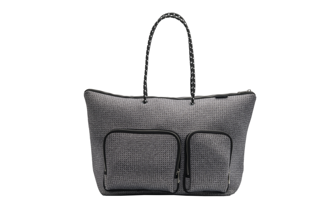 Punch Premium | Tote Bag with Double Pockets-Punch-Homing Instincts