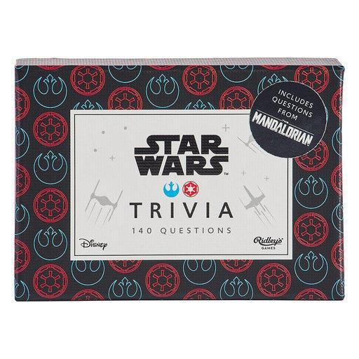 Ridley's | Star Wars Trivia-Wild and Wolf-Homing Instincts