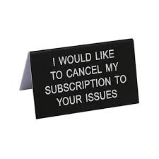 Say What? | Large Office Desk Signs-Homing Instincts-Homing Instincts