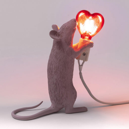 Seletti | Mouse Lamp-Seletti-Homing Instincts