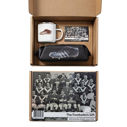 Sporting Nation | Footballers Gift Box-Sporting Nation-Homing Instincts