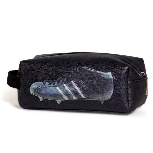 Sporting Nation | Three Stripes Football Boot Toiletry Bag-Sporting Nation-Homing Instincts