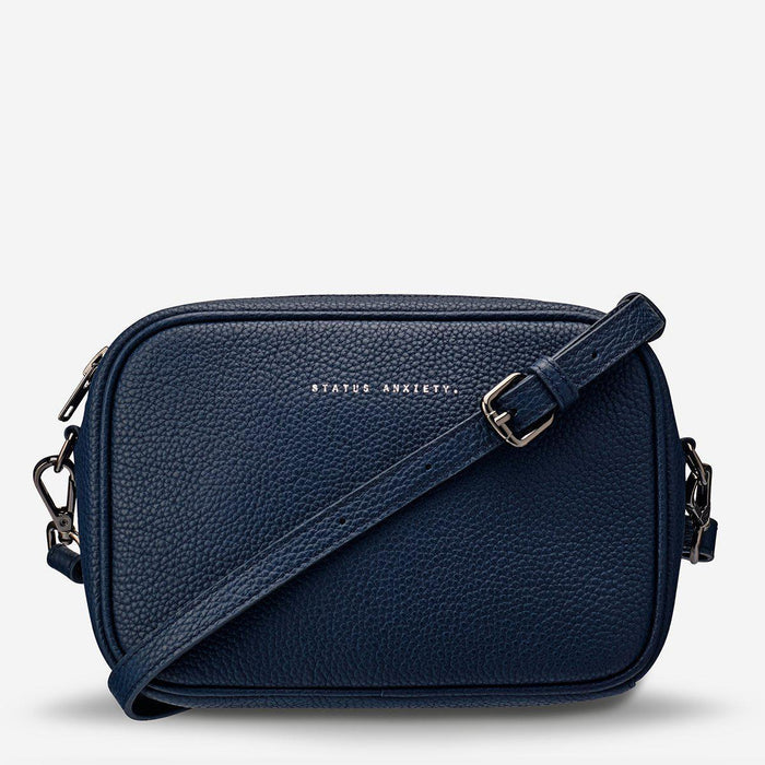 Status Anxiety | Plunder Leather Crossbody Bag-Status Anxiety-Homing Instincts
