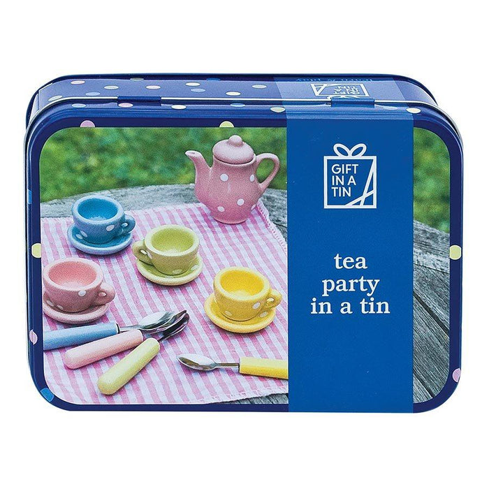 Tea Party in a Tin-IS Gift-Homing Instincts