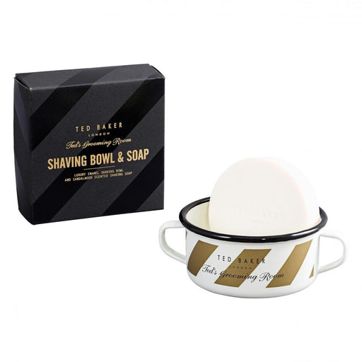 Ted Baker | Shaving Bowl and Soap-Ted Baker-Homing Instincts