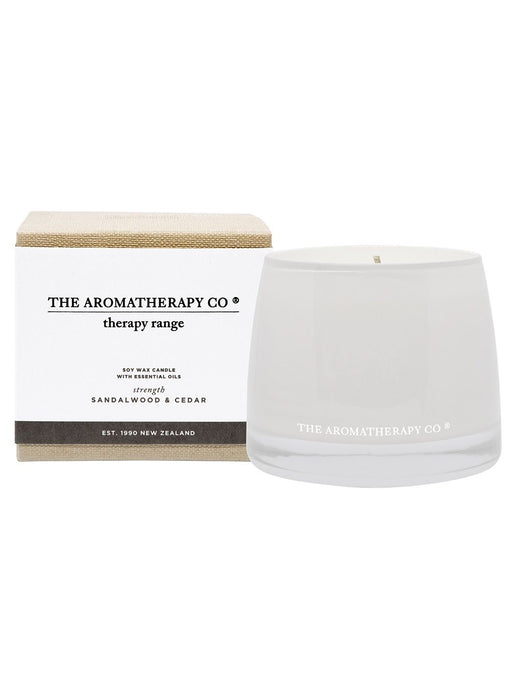 The Aromatherapy Co. | Therapy Candle-Homing Instincts