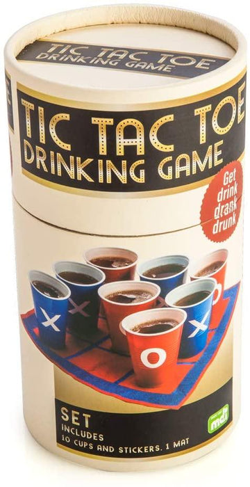 Tic-Tac-Toe Drinking Game-MDI-Homing Instincts