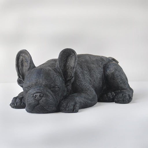 White Moose | Black Sleeping Frenchie-White Moose-Homing Instincts