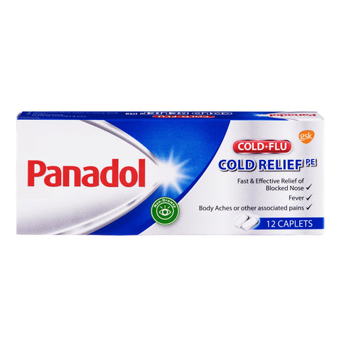 Panadol Cold Relief 12'S